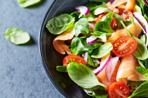 サラダの画像です